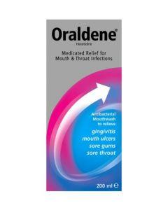 Oraldene Mouthwash 200ml