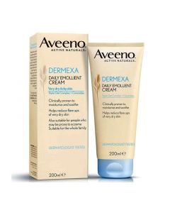 Aveeno Dermexa Emollient Cream 200ml