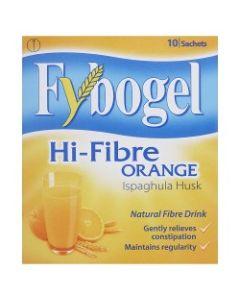 Fybogel Hi-fibre Orange Sachets 10