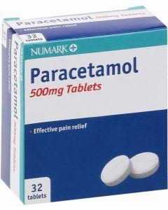 Paracetamol Tablets 32