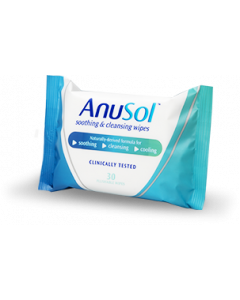 Anusol Soothing & Cleansing Wipes x 30