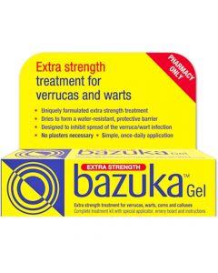 Bazuka Extra Strength Gel 5g