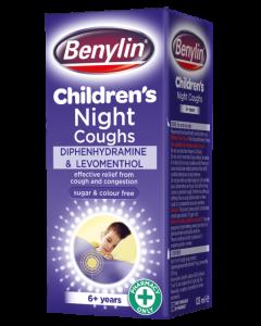 Benylin Childrens Night Cough 125ml