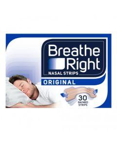 Breathe Right Nasal Strips Natural Small/medium 30