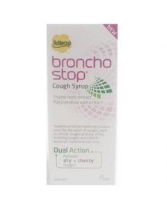 Buttercup BronchoStop Cough Syrup 240ml