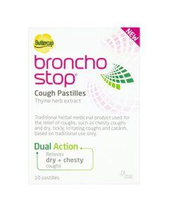 Buttercup BronchoStop Cough Pastilles 10