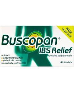 Buscopan IBS Relief Tablets 40