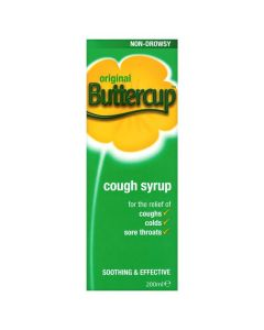Buttercup Syrup Original 200ml