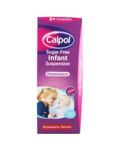 Calpol Infant Suspension Sugar-free 200ml