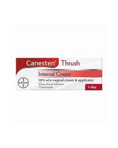 Canesten Thrush Internal Vaginal Cream