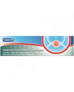 Haemorrhoid Relief Ointment (Care) 25g