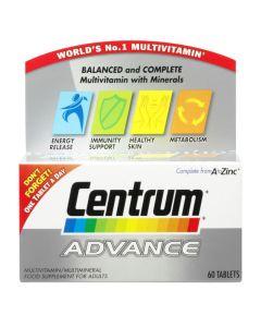 Centrum Advance Tablets 60