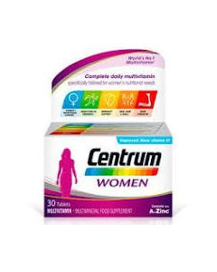 Centrum Advance For Women Tablets 30