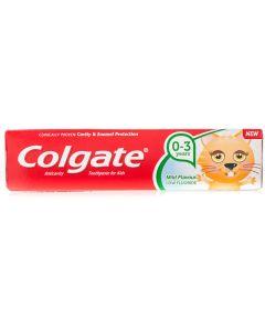 Colgate Toothpaste Smiles 0-3 years 50ml