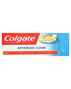 Colgate Total Advanced Clean Toothpaste 25ml