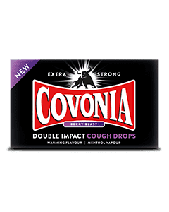 Covonia Berry Blast Flavoured Cough Drops 51g
