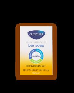Cuticura Mildly Medicated Bar Soap 100g