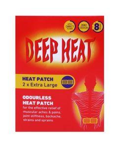 Deep Heat Back Pain Patch 2