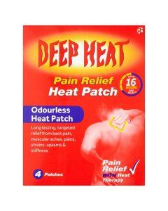 Deep Heat Heat Patch 4