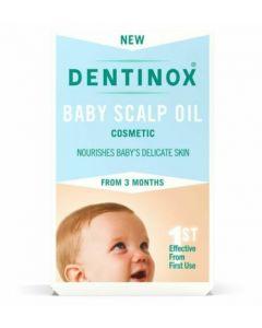 Dentinox Baby Scalp Oil 30ml