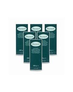 Dermol Cream 500g x 6 Multipack