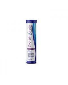 DioraHydrate Blackcurrant 20 Effervescent Tablets