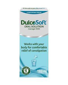Dulcosoft Oral Solution 100ml