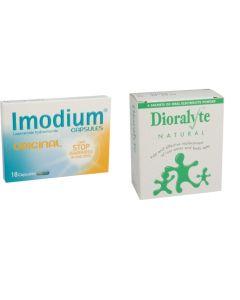 Imodium Classic/Dioralyte Duo Pack