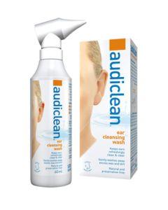 Audiclean Ear Cleansing Wash Spray 115ml
