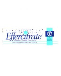 Effercitrate Soluble Tablets 12
