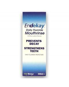 Endekay Fluoride Mouthrinse Daily 500ml