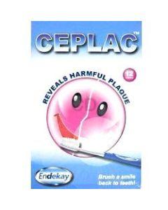 Endekay Dental Disclosing Tablets 12