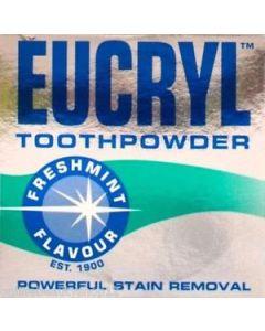 Eucryl Tooth Powder Freshmint 50g