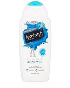 Femfresh Ultimate Care Active Wash 250ml