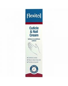Flexitol Cuticle & Nail Cream 15g