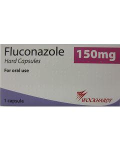 Fluconazole 150mg Capsule- brand may vary
