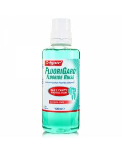 Colgate FluoriGard Alcohol Free Mouth Rinse 400ml