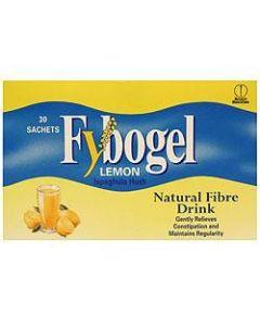 Fybogel Lemon Sachets 30