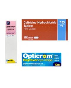 Complete Hayfever Relief Pack