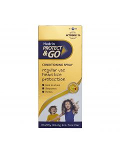 Hedrin Protect & Go Conditioning Spray 120ml