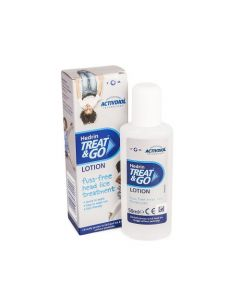 Hedrin Treat And Go Lotion 50ml