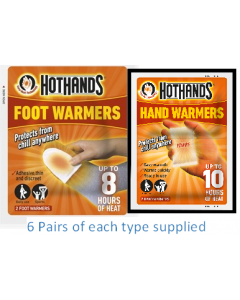 Hot Hands Combination Pack