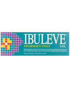 Ibuleve Ibuprofen Gel 30g