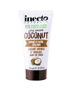Inecto Naturals Coconut Little Saviour Hand & Nail Cream 75ml
