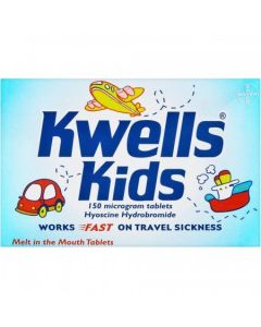 Kwells For  Kids Tablets 12