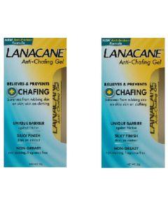 Lanacane Anti-Chafing Gel 28g x 2