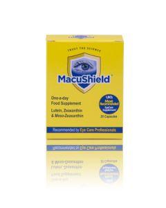 Macushield Eye Health Supplement Capsules 30
