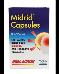 Midrid Capsules 15