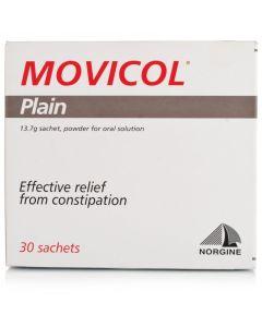 Movicol Plain Powder Sachets 30