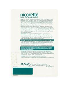 Nicorette Cools Icy Mint 2mg Lozenge 20